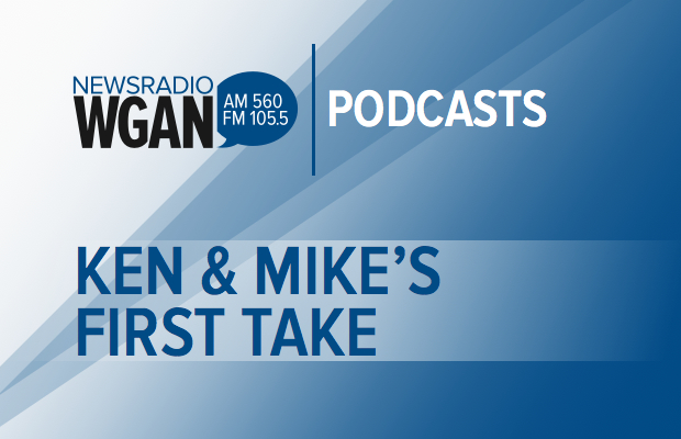 3/10 Ken & Mike's First Take