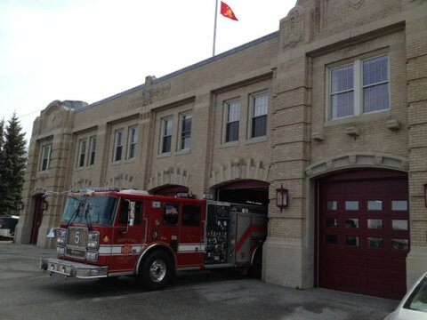 PORTLAND FIRE DEPT CENTRAL STATION