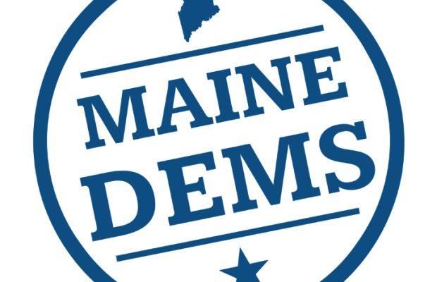 Maine Democrats - Final Logo White (JPG)