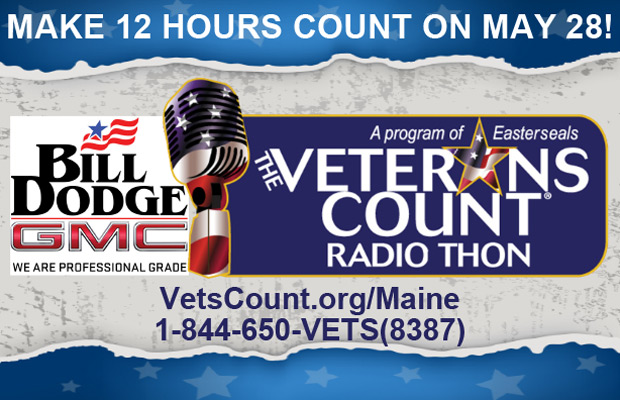 5th Annual Make 12 Hours Count Radiothon